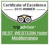 Made by Tripadvisor at the Best Western Hotel Mediterraneo Catania