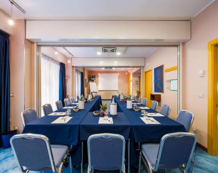 Organize your meeting at Hotel Mediterraneo!