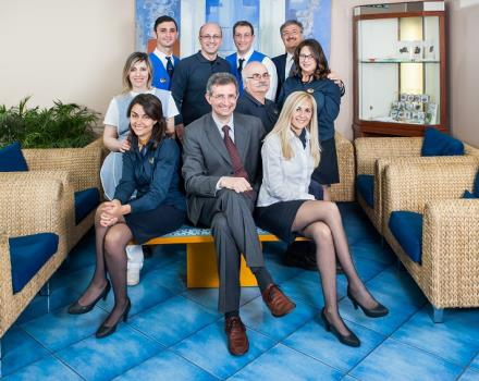 Discover the services and staff of the Best Western Hotel Mediterraneo, Catania hotel business