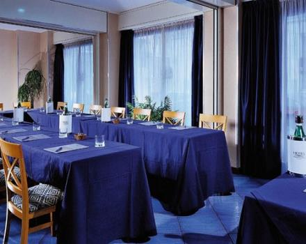 BEST WESTERN Hotel Mediterraneo, Catania 3 star hotel offers 5 modular meeting rooms for corporate events.