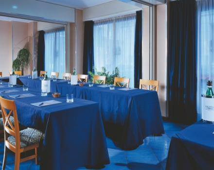 Do you have to organize an event? Are you looking for a meeting room in Catania? Discover the Best Western Hotel Mediterraneo