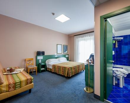 Best Western Hotel Mediterraneo is the ideal location for a vacation to Catania dedicated to comfort