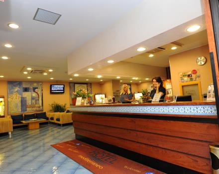 Take advantage of the services of the Hotel Mediterraneo, 3 star hotel in Catania City Centre
