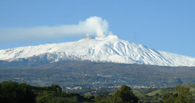 Our agreements to visit Etna