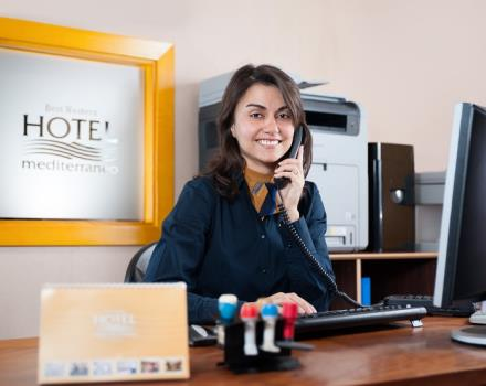 Hotel Mediterraneo is a 3 star hotel in Catania just minutes from downtown
