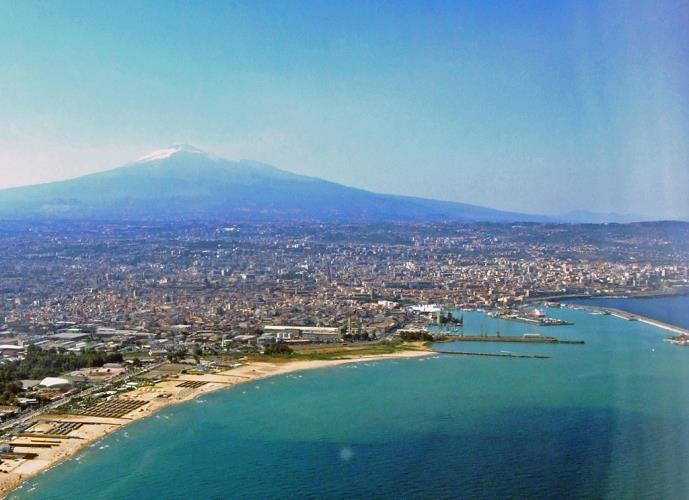 Check out the gorgeous resort and the natural wonders of Catania