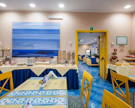 BEST WESTERN Hotel Mediterraneo, Catania 3-star hotel offers a rich breakfast buffet of typical Sicilian products