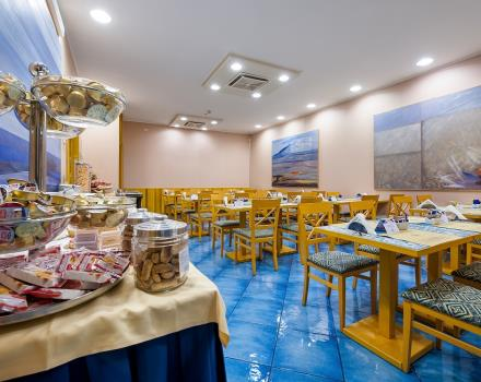 Best Western Hotel Mediterraneo, Catania 3 star hotel offers a rich breakfast buffet