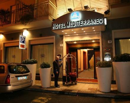 For your accommodation in Catania choose the Hotel Mediterraneo, you can easily discover the beauties of the city