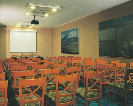 Discover the conference rooms in the Best Western Hotel Mediterraneo and organize your events in Catania