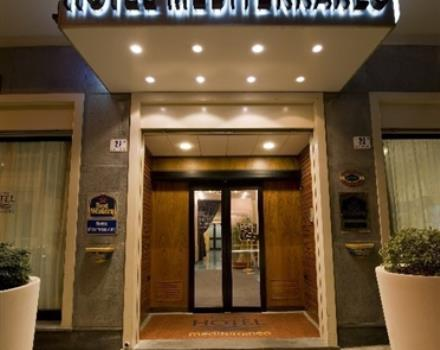 Choose  the Best Western Hotel Mediterraneo for your stay in Catania