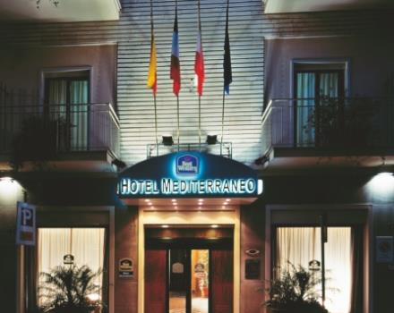 Looking for hospitality and top services for your stay in Catania? Choose Best Western Hotel Mediterraneo