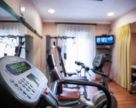 Best Western Hotel Mediterraneo, Catania 3 star hotel has a fitness room