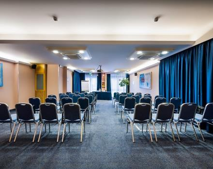Best Western Hotel Mediterraneo, Catania, 3-star hotel has a Conference Centre for meetings up to 50 people