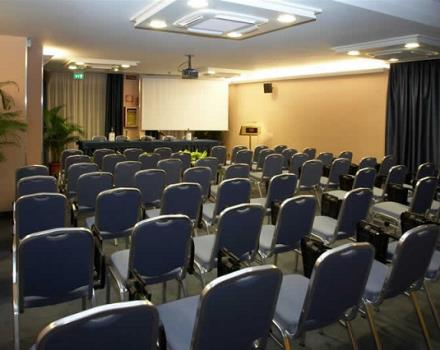 BEST WESTERN Hotel Mediterraneo offers 5 modular meeting rooms for corporate events in the Centre of Catania