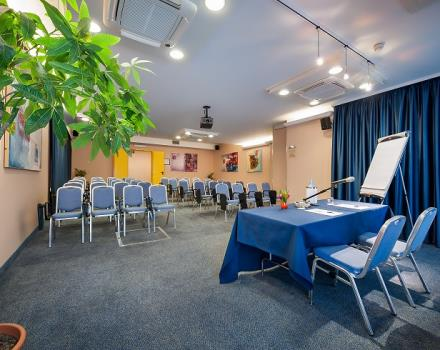 For your meetings in Rome choose the Conference Centre Best Western Hotel Mediterraneo, Catania-3 stars.