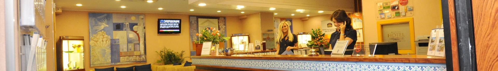 The philosophy of Best Western Hotel Mediterraneo Catania
