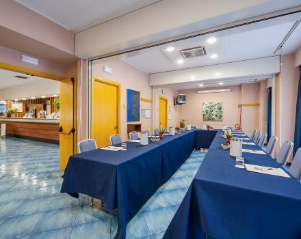 Entrusted to the Best Western Hotel Mediterraneo for organising your meetings in Catania