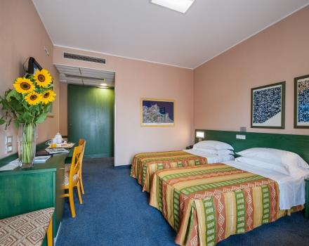 BEST WESTERN Hotel Mediterraneo is the ideal location for your holiday in Catania business or leisure